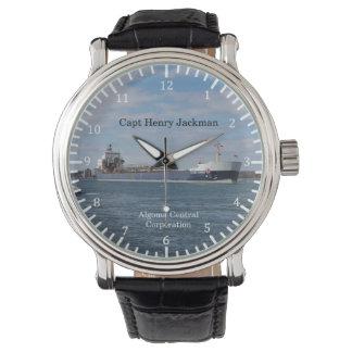 Capt Henry Jackman watch