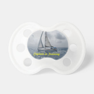 Capt in Training Pacifier
