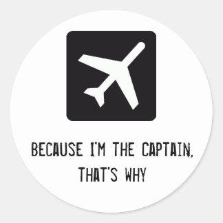 Capt. Sticker