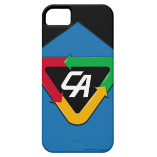 Captain Action iPhone 5 Case