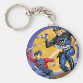 Captain Action Keychain Murphy Anderson