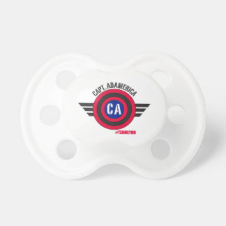 Captain Adamerica Pacifier