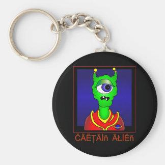 Captain ALIEN Key Chains