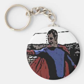 Captain Amazing Keychains