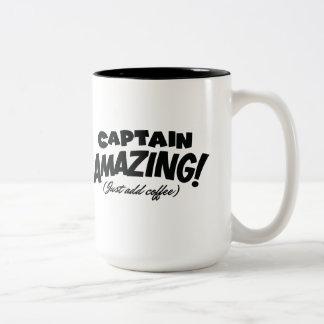 Captain Amazing Mug