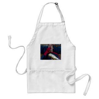 Captain Amazing Snacking Aprons