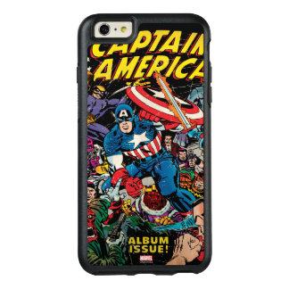 Captain America - 112 Apr OtterBox iPhone 6/6s Plus Case