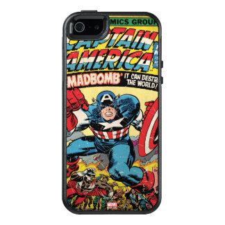 Captain America - 193 Jan OtterBox iPhone 5/5s/SE Case