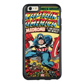Captain America - 193 Jan OtterBox iPhone 6/6s Plus Case