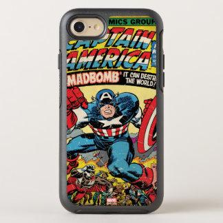 Captain America - 193 Jan OtterBox Symmetry iPhone 7 Case