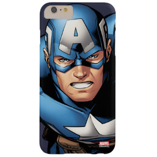 Captain America Assemble Barely There iPhone 6 Plus Case