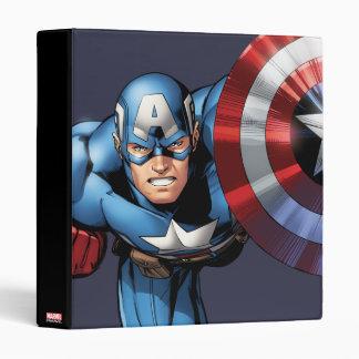 Captain America Assemble Binders