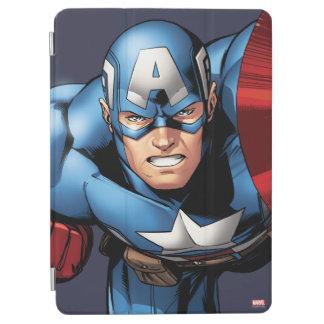 Captain America Assemble iPad Air Cover