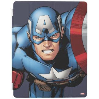 Captain America Assemble iPad Cover