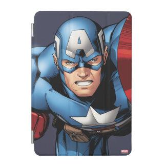 Captain America Assemble iPad Mini Cover