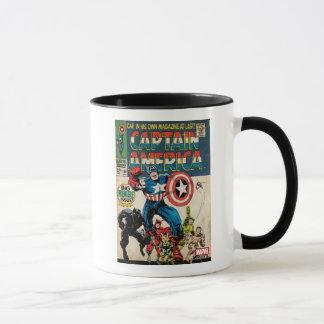 Captain America Comic #100 Mug