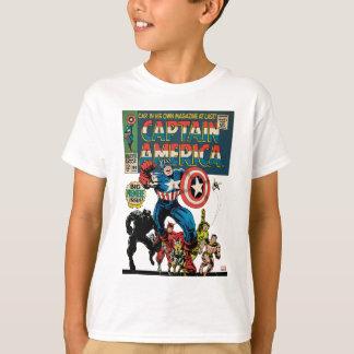 Captain America Comic #100 T-Shirt