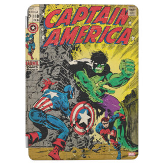 Captain America Comic #110 iPad Air Cover