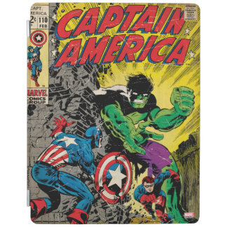 Captain America Comic #110 iPad Cover