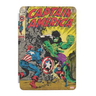 Captain America Comic #110 iPad Mini Cover