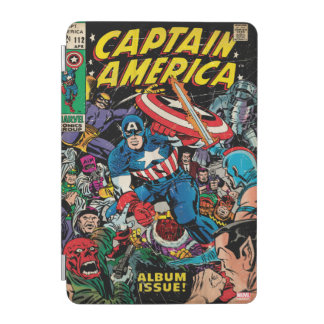 Captain America Comic #112 iPad Mini Cover