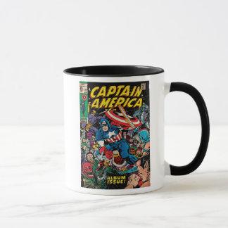 Captain America Comic #112 Mug