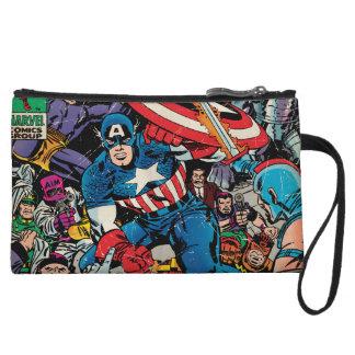 Captain America Comic #112 Wristlet