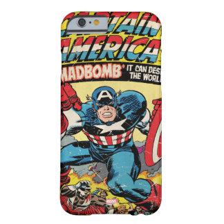 Captain America Comic #193 Barely There iPhone 6 Case