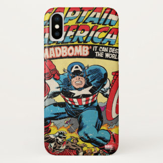Captain America Comic #193 Case-Mate iPhone Case
