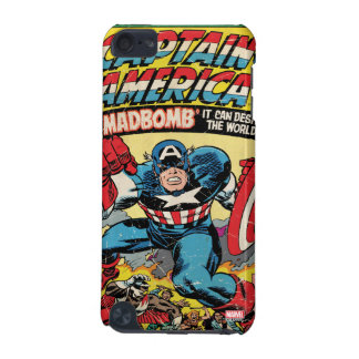 Captain America Comic #193 iPod Touch 5G Cases