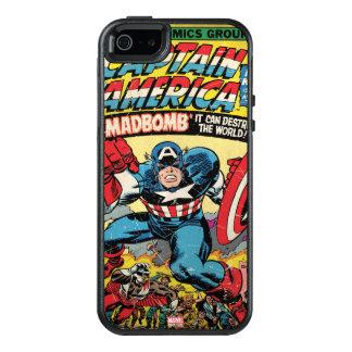 Captain America Comic #193 OtterBox iPhone 5/5s/SE Case