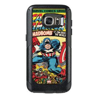 Captain America Comic #193 OtterBox Samsung Galaxy S7 Case