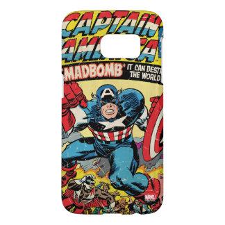 Captain America Comic #193 Samsung Galaxy S7 Case
