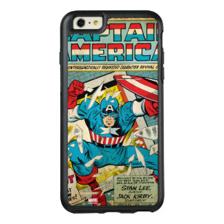 Captain America-COVER 1 OtterBox iPhone 6/6s Plus Case