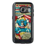 Captain America-COVER 1 OtterBox Samsung Galaxy S7 Case