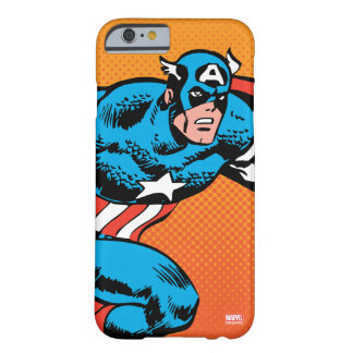 Captain America Dash Barely There iPhone 6 Case