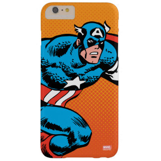 Captain America Dash Barely There iPhone 6 Plus Case
