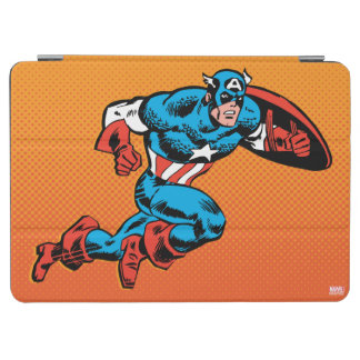 Captain America Dash iPad Air Cover