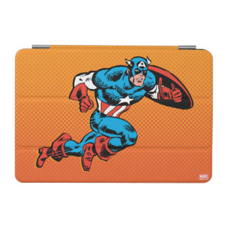 Captain America Dash iPad Mini Cover