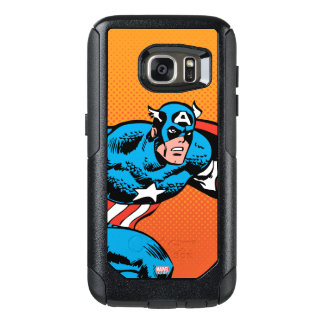Captain America Dash OtterBox Samsung Galaxy S7 Case