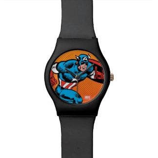 Captain America Dash Watch