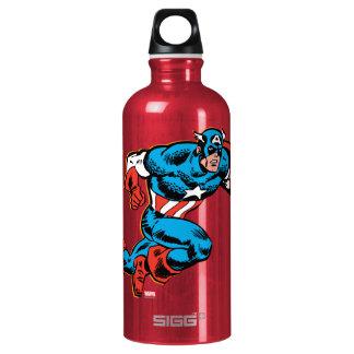 Captain America Dash Water Bottle