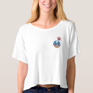 Captain America Emoji T-shirt
