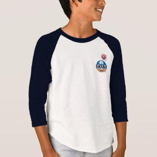 Captain America Emoji T-Shirt