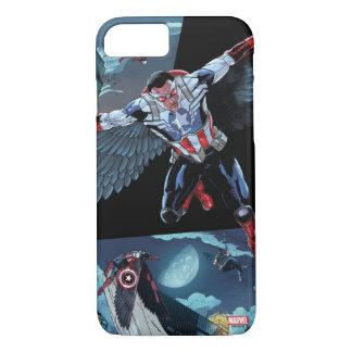 Captain America Fighting Crime iPhone 8/7 Case