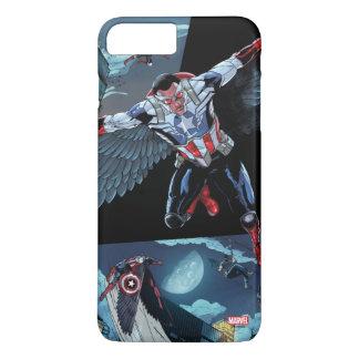 Captain America Fighting Crime iPhone 8 Plus/7 Plus Case