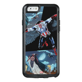Captain America Fighting Crime OtterBox iPhone 6/6s Case