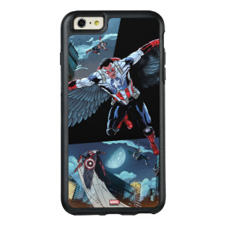 Captain America Fighting Crime OtterBox iPhone 6/6s Plus Case