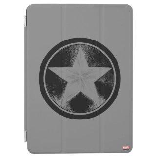 Captain America Grunge Shield iPad Air Cover