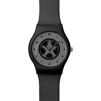 Captain America Grunge Shield Wristwatches